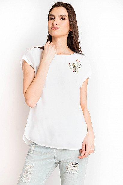 Блузка женская, Модель S18-12055, Фото №2