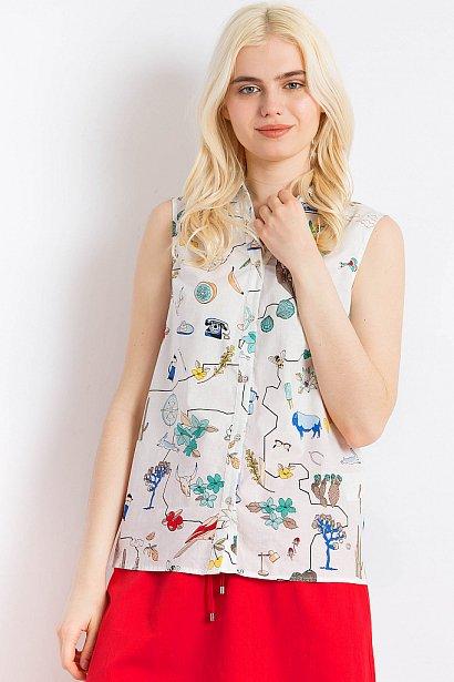 Блузка женская, Модель S18-14020, Фото №2