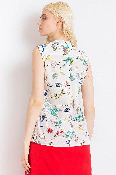 Блузка женская, Модель S18-14020, Фото №5