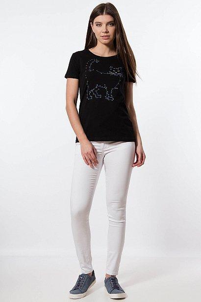 Джинсы женские, Модель S18-15010, Фото №2