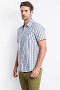 Рубашка мужская, Модель S18-22016, Фото №4