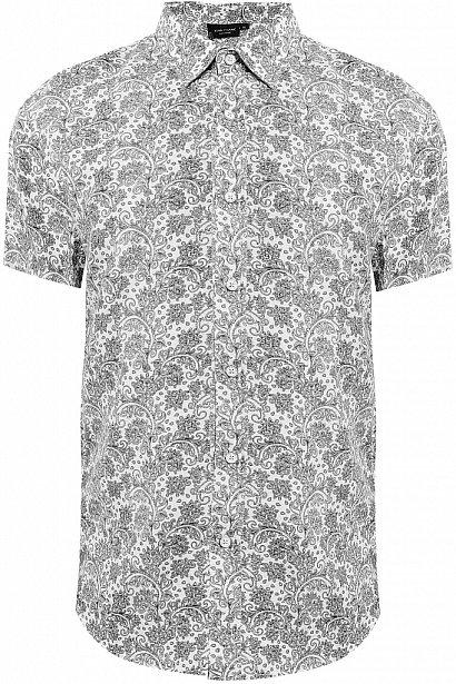 Рубашка мужская, Модель S18-21007, Фото №1