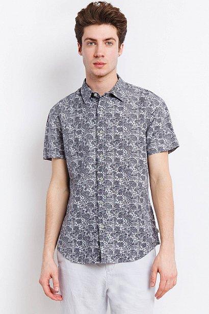 Рубашка мужская, Модель S18-21007, Фото №2