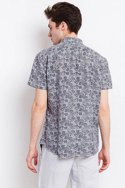 Рубашка мужская, Модель S18-21007, Фото №5