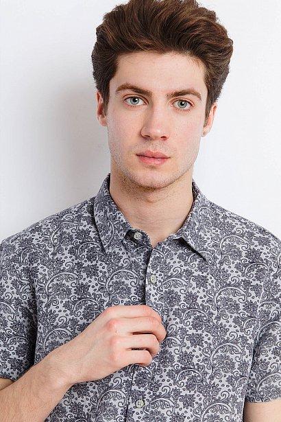 Рубашка мужская, Модель S18-21007, Фото №6