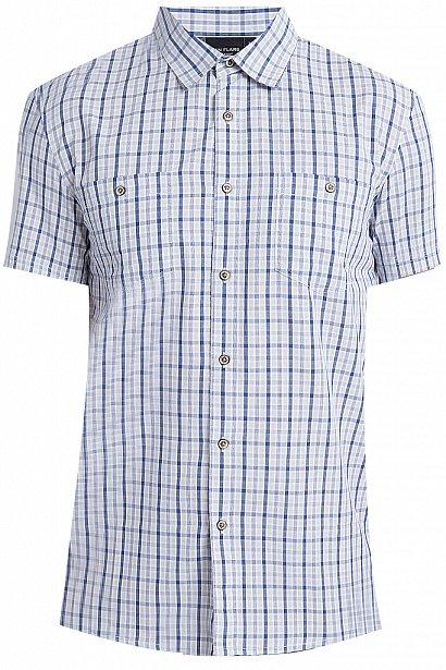 Рубашка мужская, Модель S18-22016, Фото №1