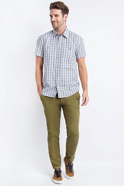 Рубашка мужская, Модель S18-22016, Фото №3
