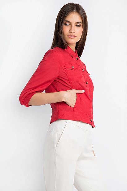 Жакет женский, Модель S18-11080, Фото №4