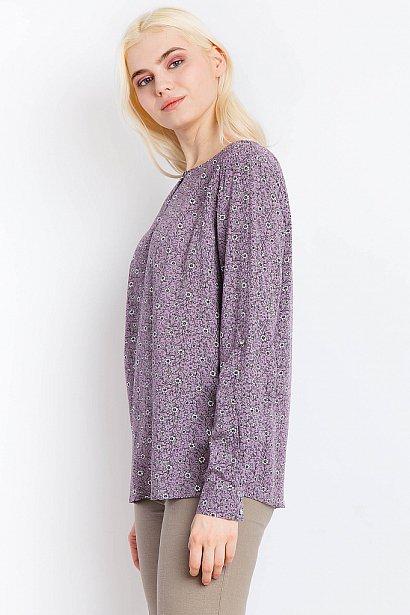 Блузка женская, Модель S18-11041, Фото №4