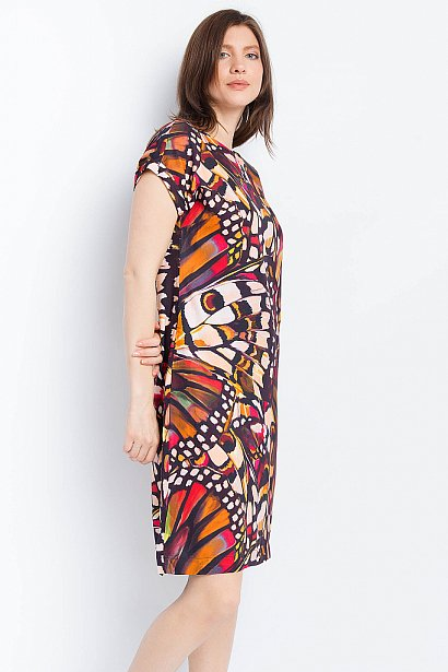 Платье женское, Модель S18-14057, Фото №4