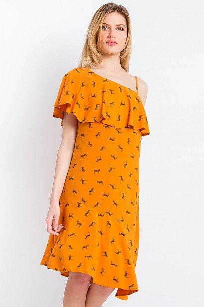 Платье женское, Модель S18-12051, Фото №3