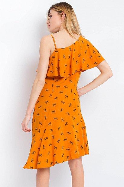 Платье женское, Модель S18-12051, Фото №6