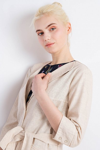 Жакет женский, Модель S18-11051, Фото №6