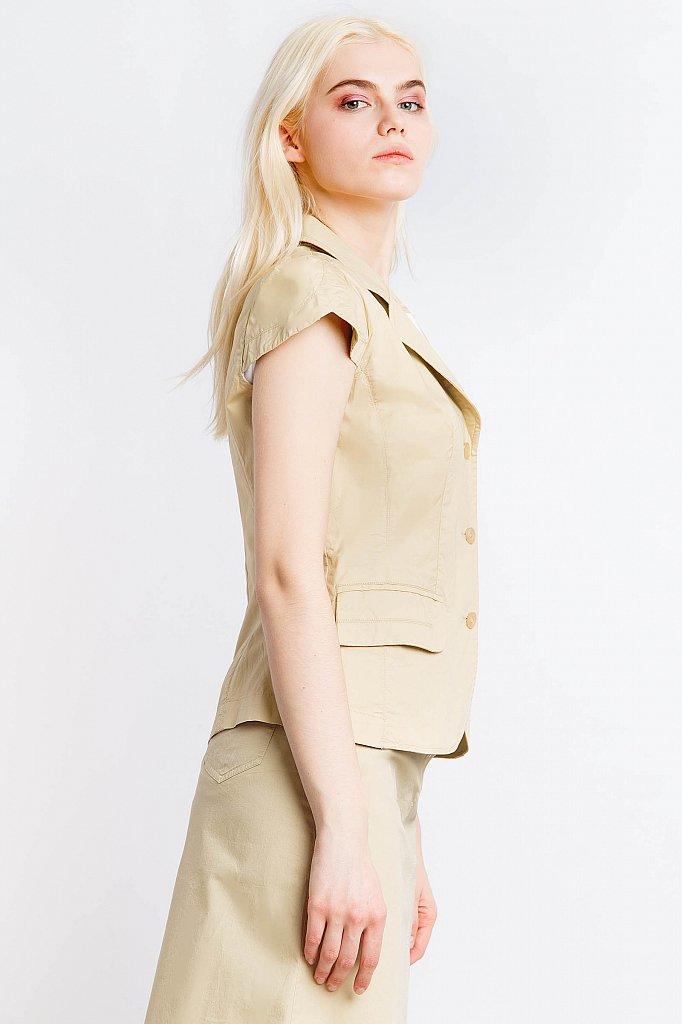 Жакет женский, Модель S18-32069, Фото №4