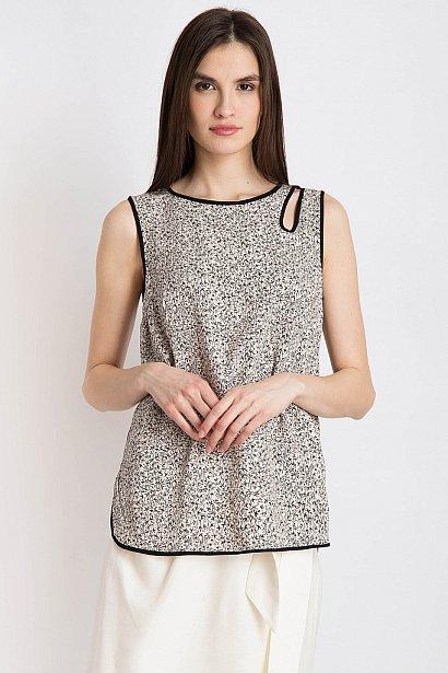 Блузка женская, Модель S18-11014, Фото №2