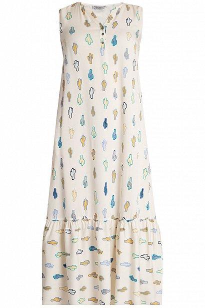 Платье женское, Модель S18-12057, Фото №1