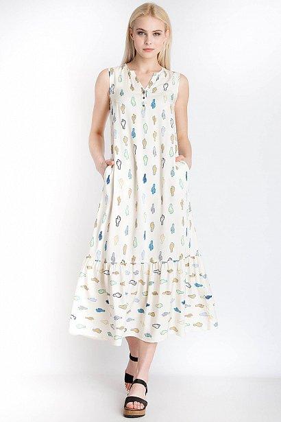 Платье женское, Модель S18-12057, Фото №2