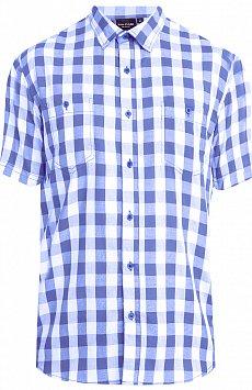 Рубашка мужская S18-24014