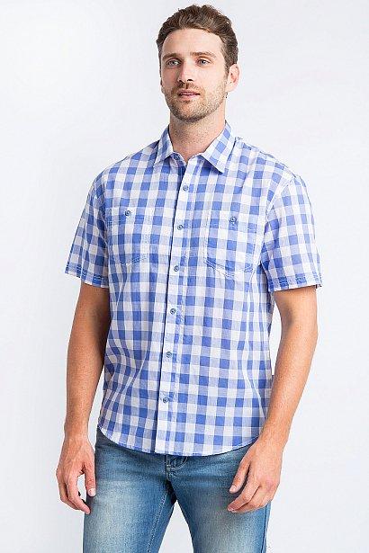 Рубашка мужская, Модель S18-24014, Фото №2