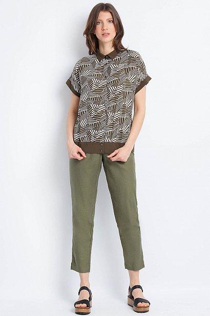 Блузка женская, Модель S18-12044, Фото №3