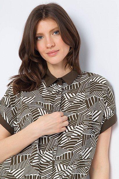 Блузка женская, Модель S18-12044, Фото №6