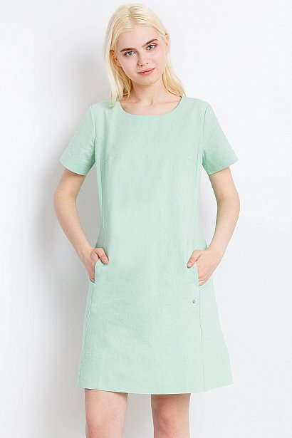 Платье женское, Модель S18-14017, Фото №2