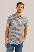 Рубашка мужская, Модель S19-24014, Фото №1
