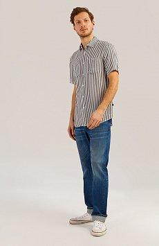 Рубашка мужская, Модель S19-24014, Фото №2