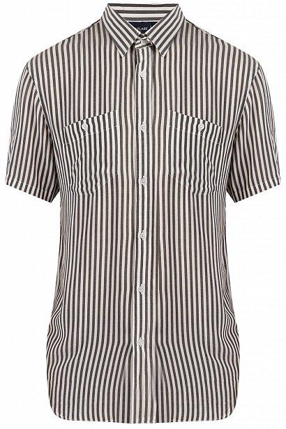 Рубашка мужская, Модель S19-24014, Фото №6