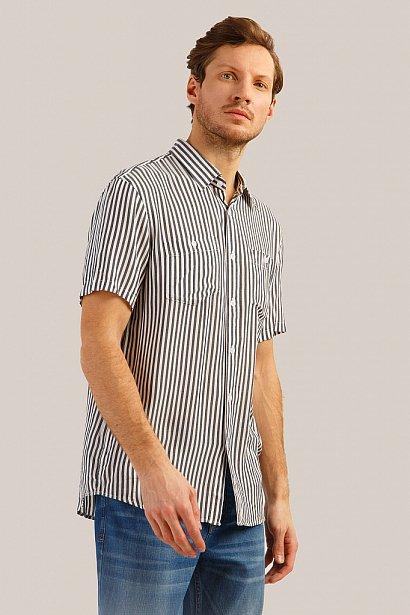 Рубашка мужская, Модель S19-24014, Фото №3