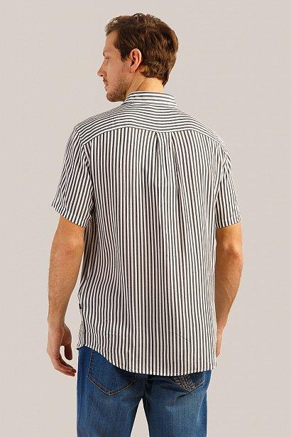 Рубашка мужская, Модель S19-24014, Фото №4