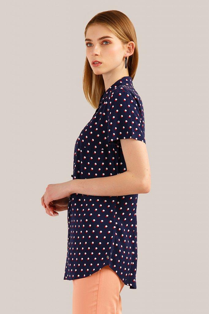 Блузка женская, Модель S19-11039, Фото №4