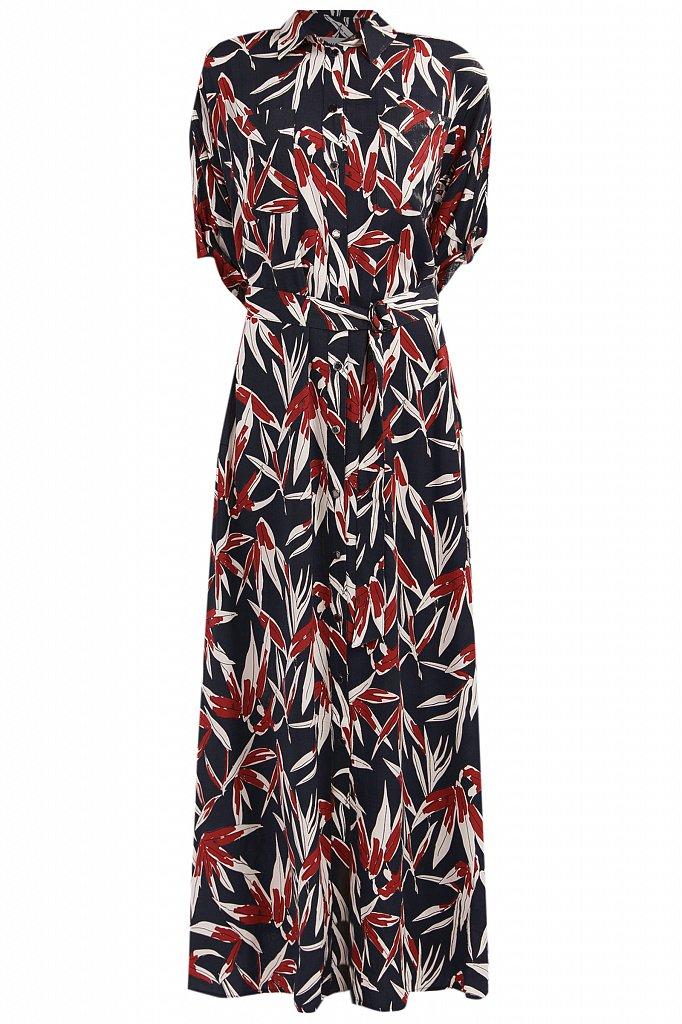 Платье женское, Модель S19-12021, Фото №5