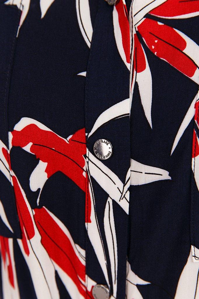 Платье женское, Модель S19-12021, Фото №4