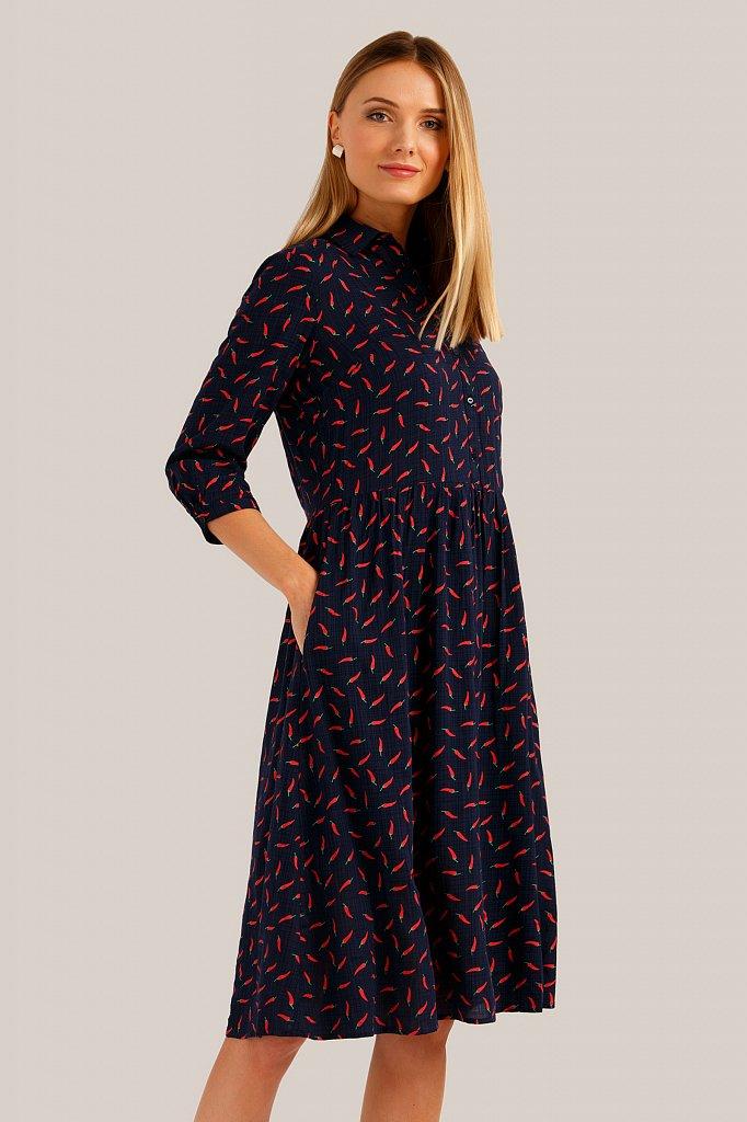 Платье женское, Модель S19-12065, Фото №1