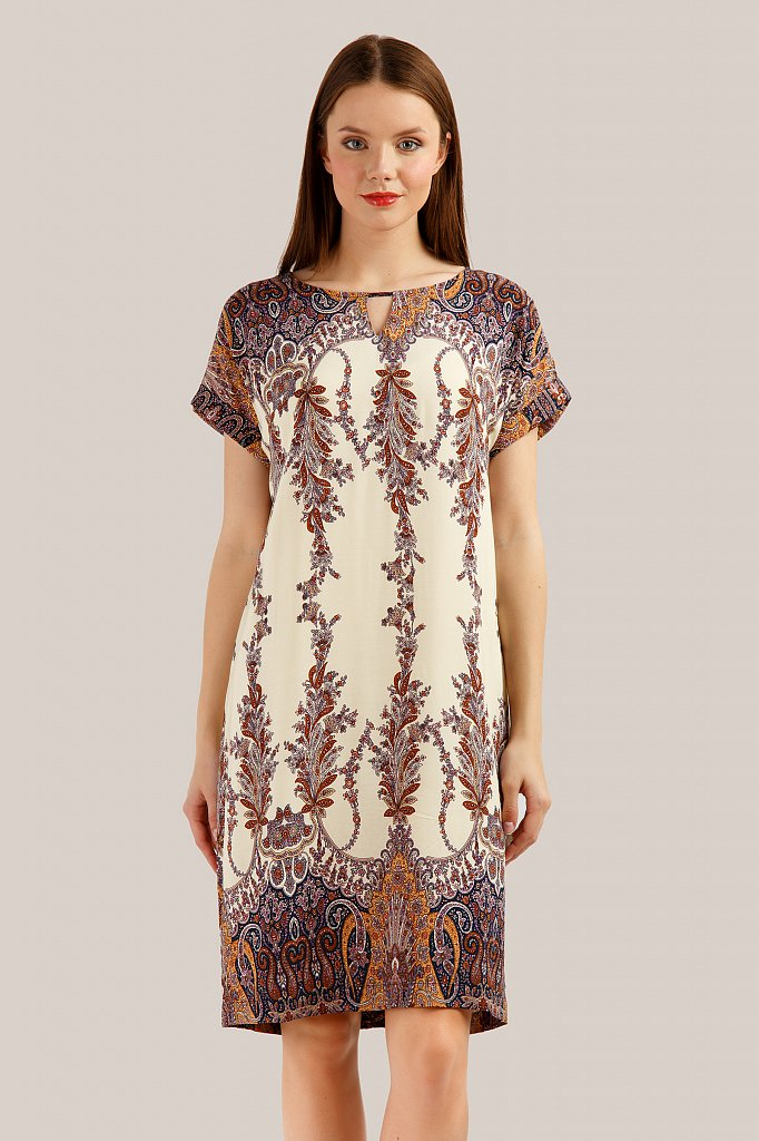 Платье женское, Модель S19-12077, Фото №1