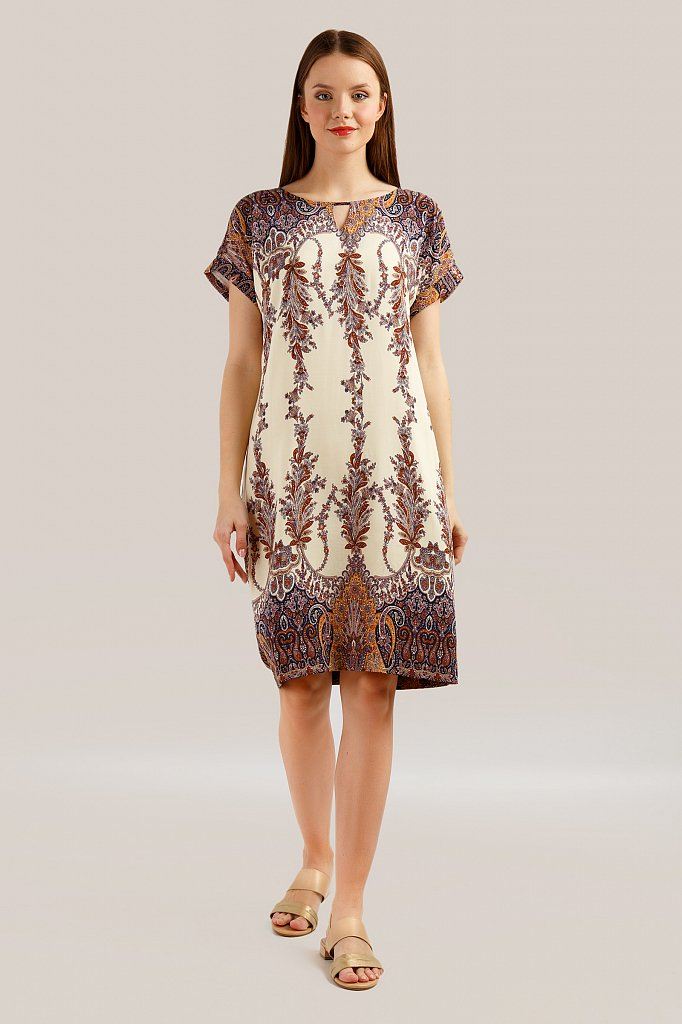 Платье женское, Модель S19-12077, Фото №2