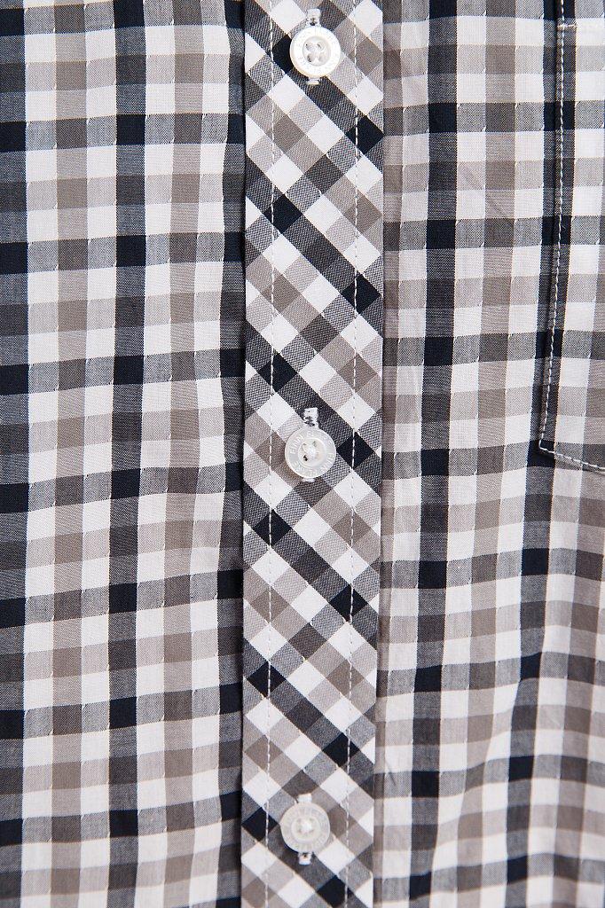 Рубашка мужская, Модель S19-24011, Фото №5