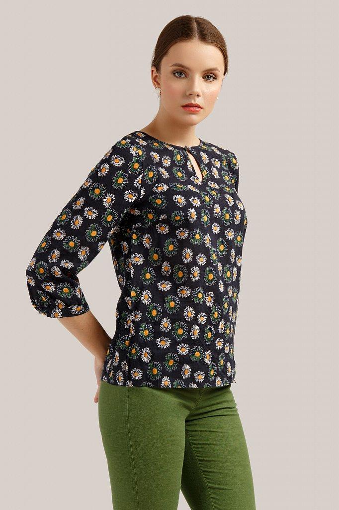 Блузка женская, Модель S19-32079, Фото №3