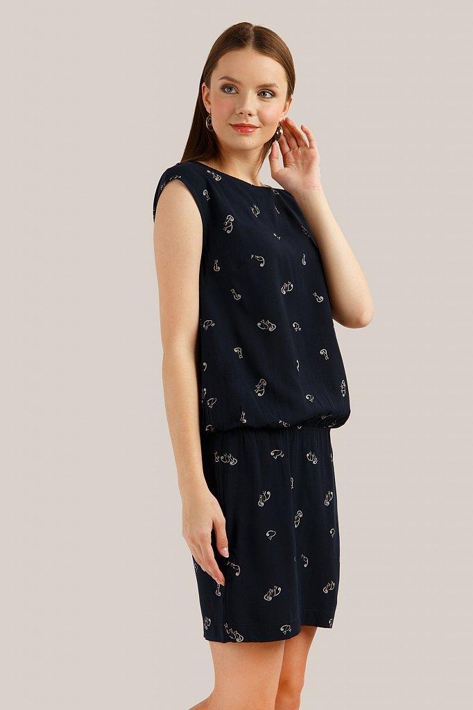 Платье женское, Модель S19-32080, Фото №3