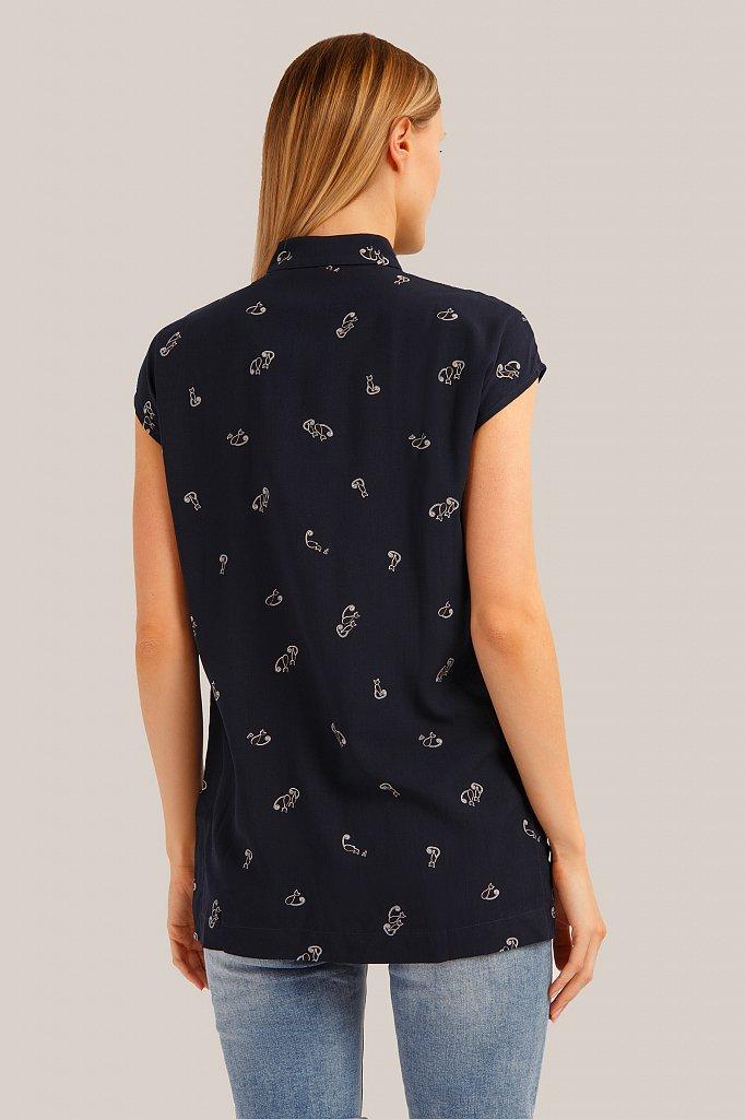 Блузка женская, Модель S19-32081, Фото №4