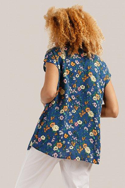 Блузка женская, Модель S19-11013, Фото №4