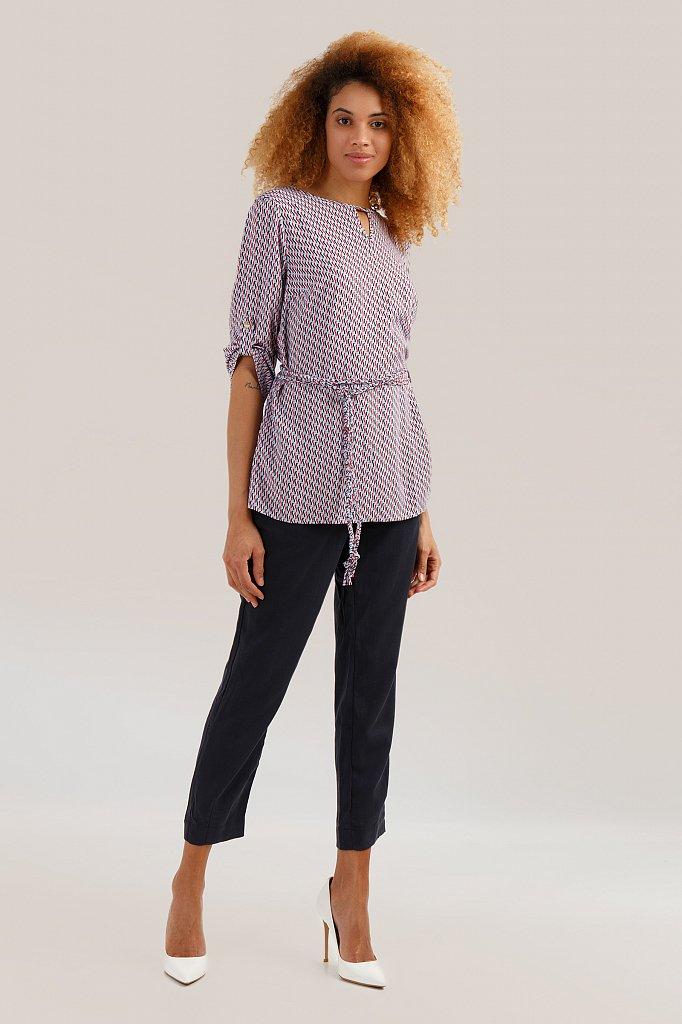 Блузка женская, Модель S19-110123, Фото №2