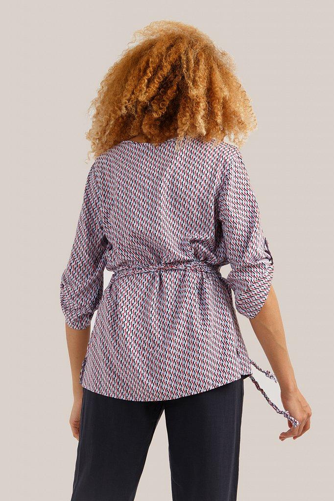 Блузка женская, Модель S19-110123, Фото №4