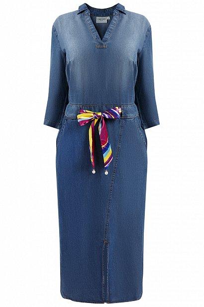 Платье женское, Модель S19-15008, Фото №5