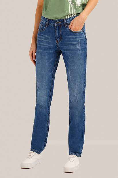 Джинсы женские, Модель S19-15021, Фото №2
