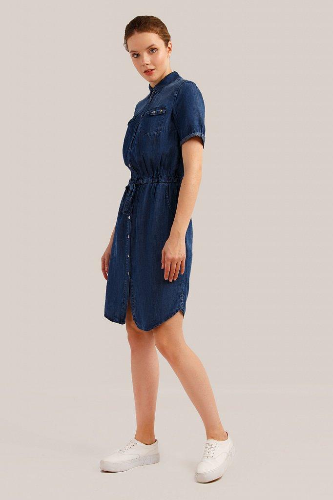 Платье женское, Модель S19-15009, Фото №3