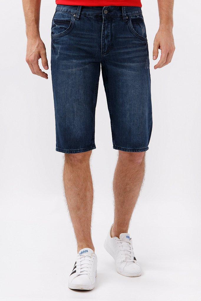 Шорты джинсовые мужские, Модель S19-25001, Фото №1