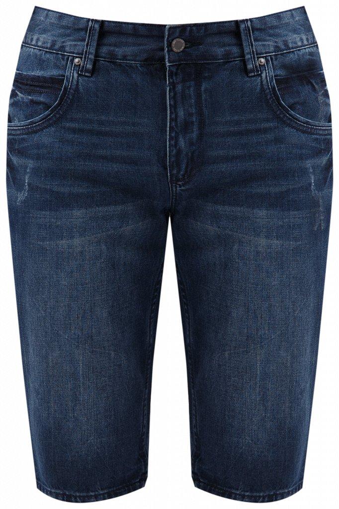Шорты джинсовые мужские, Модель S19-25001, Фото №6