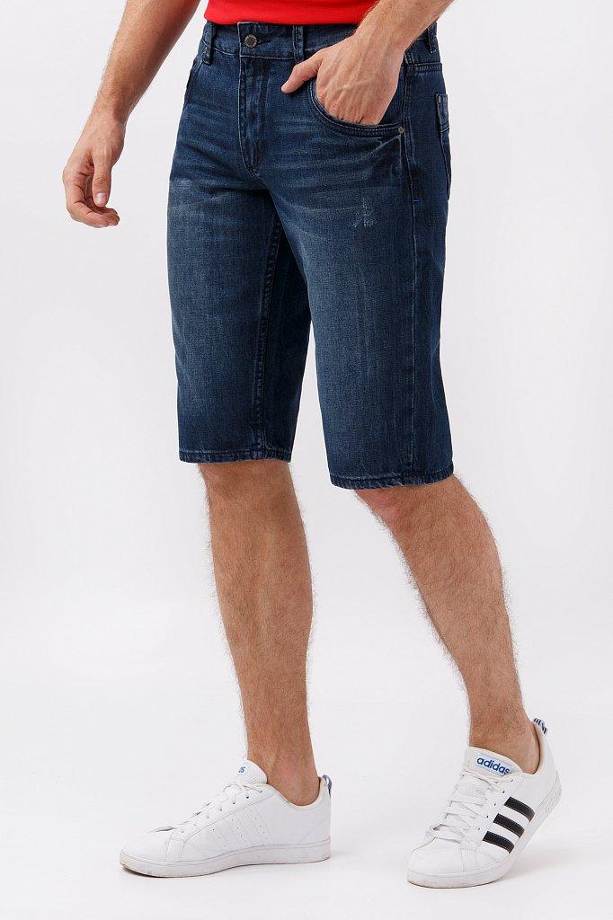 Шорты джинсовые мужские, Модель S19-25001, Фото №3